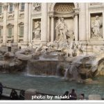 ローマ観光は歩いていく!